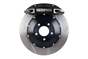 Stoptech ST-40 Big Brake Kit Front 355mm Black Slotted Rotors ( Part Number:STP 83.838.4700.51)