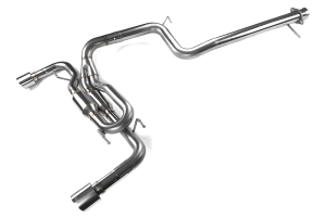 cp-e Triton Dual Cat-Back Exhaust ( Part Number:CPE MZTE00001P)