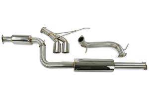 COBB Tuning Cat Back Exhaust Stainless Steel - Ford Focus ST 2013+