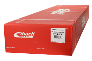 Eibach Sway Bar Kit Front 25mm / Rear Adjustable 25mm ( Part Number:EIB1 7713.320)