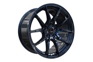 Option Lab Wheels R716 18x8.5 +35 5x114.3 Midnight Blue - Universal