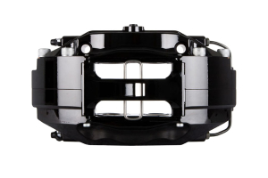 Stoptech ST-40 Big Brake Kit Front 355mm Black Slotted Rotors - Subaru Models (inc. 2002-2007 WRX)