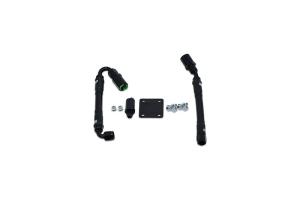 IAG PTFE Flex Fuel Line Upgrade Kit for IAG-AFD-2212 (Ethanol Safe) - Subaru Models (inc. 2006-2007 WRX / STI