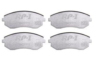 EBC Brakes RP1 Racing Brake Pads - Subaru WRX 2008 - 2014