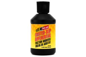 Red Line Friction Modifier / Break-In Additive 4oz ( Part Number:RDL 80301)