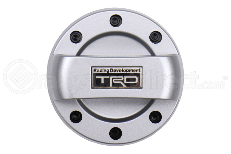TRD Fuel Cap Cover - Scion FR-S 2013-2016 / Subaru BRZ 2013+ / Toyota 86 2017+
