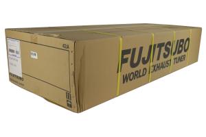 Fujitsubo Authorize RM Cat Back Exhaust - Subaru WRX/STI Sedan 2011-2014