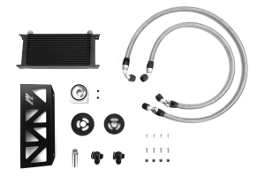 Mishimoto Oil Cooler Kit Black - Scion FR-S 2013-2016 / Subaru BRZ 2013+ / Toyota 86 2017+