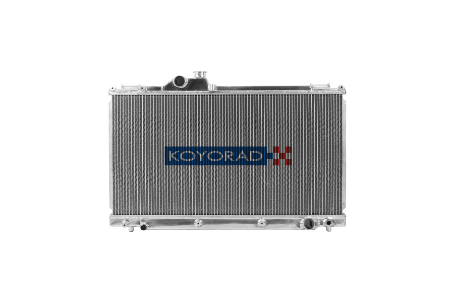 Koyo Aluminum Racing Radiator Manual Transmission - Lexus IS300 2001-2005