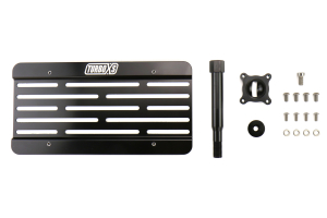 TurboXS TowTag License Plate Relocation Kit - Scion FR-S 2013-2016 / Subaru BRZ 2013+ / Toyota 86 2017+