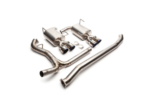 COBB Tuning Titanium Cat Back Exhaust System - Subaru WRX / STI Sedan 2011+