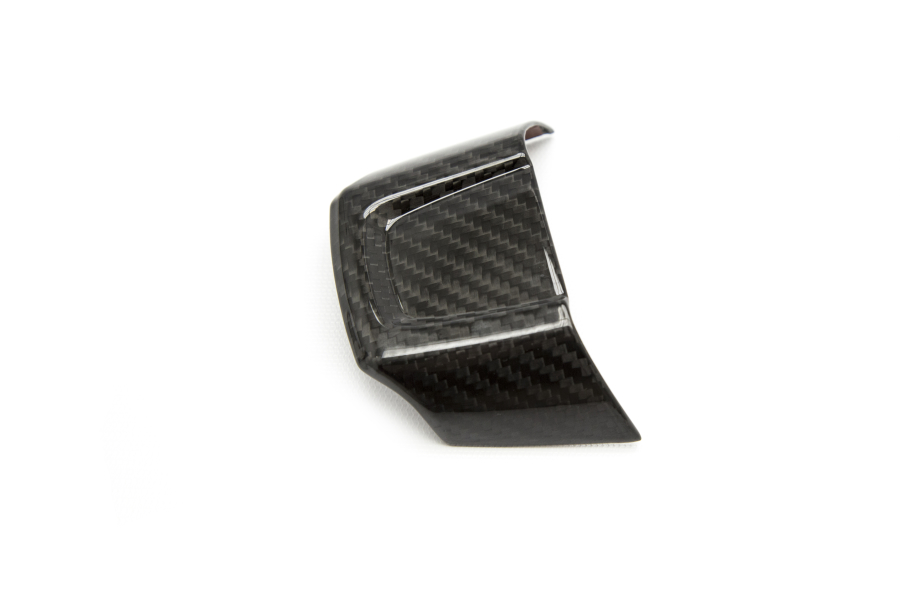 OLM LE Dry Carbon Fiber Lower Steering Wheel Cover (Part Number:X-LOWERSTEERING)