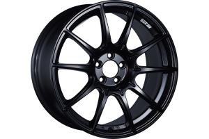 SSR GTX01 19x9.5 +38 5x120 Flat Black - Universal