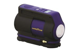 Goodyear 3 Minute Fast-Fill Inflator Digital Gauge - Universal
