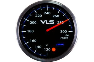 REVEL VLSII Oil Temp Gauge 52mm - Universal