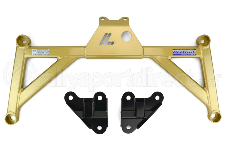 Beatrush Front Crossmember Frame Brace (Part Number:S86024PB-FA)