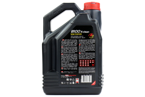 Motul 8100 X-Clean EFE 5W30 Engine Oil 5L (Part Number: )