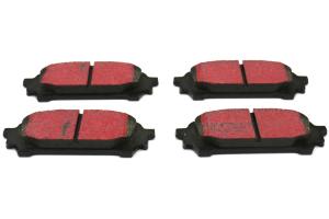 EBC Brakes Ultimax OEM Replacement Rear Brake Pads - Subaru Models (inc. 2003-2005 WRX / 2003-2008 Forester)