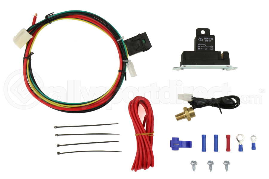 Mishimoto Adjustable Fan Controller Kit - Universal