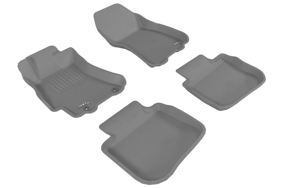3D MAXpider KAGU Floor Liners - Subaru Outback 2010 - 2014