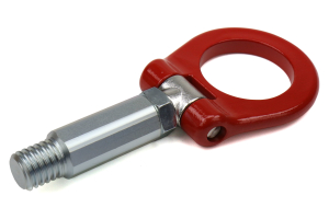 Cusco Folding Rear Tow Hook Red - Toyota Supra 2020+