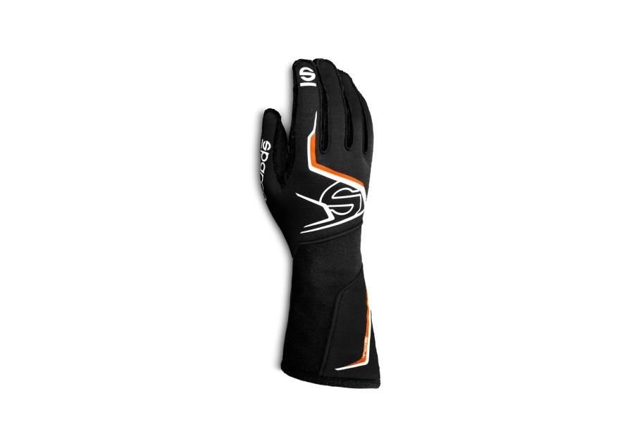 Sparco Tide Racing Gloves Black / Orange - Universal