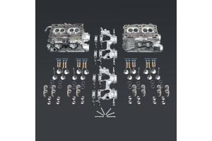 IAG Stage 4 Cylinder Head Package N Castings  - Subaru STI 2018-2021