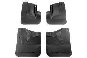 Rally Armor OE Classics Mudflaps Black ( Part Number:RAL MF30-OEC-BLK)