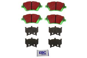EBC Brakes Greenstuff Front Brake Pads - Ford Fiesta ST 2014+