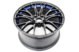 WedsSport SA-20R 4x100 Blue Light Chrome II - Universal