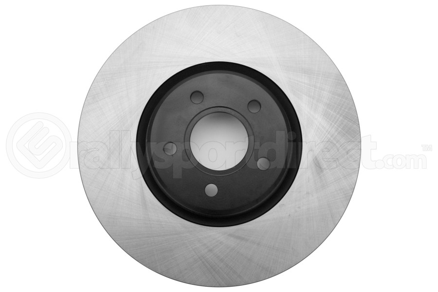 Centric Premium High-Carbon Brake Rotor Single Front (Part Number:125.39038)