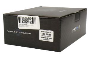 NRG Quick Release 3.0 Black - Universal
