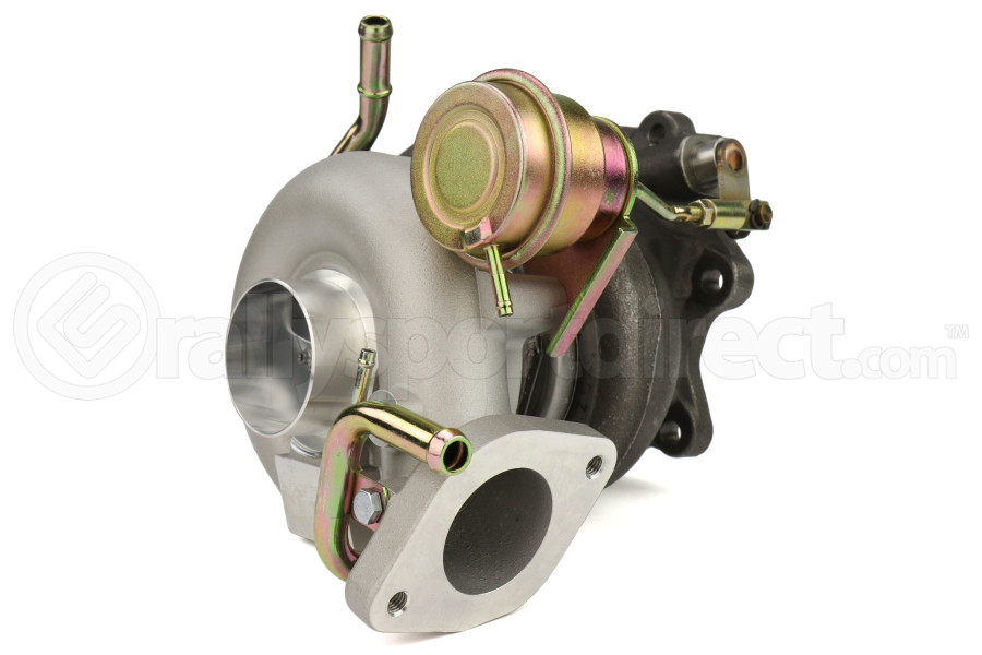 Blouch TD06-440XT 8cm^2 Turbo w/ HPD Turbine Billet Wheel - Subaru Models (inc. 2008-2014 WRX / 2005-2009 LGT)