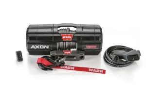 Warn Industries AXON 45RC Synthetic Winch - Universal