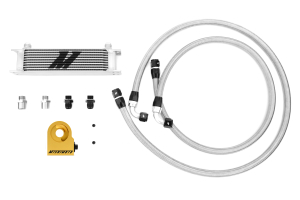 Mishimoto Universal Thermostatic Oil Cooler Kit ( Part Number: MMOC-UT)