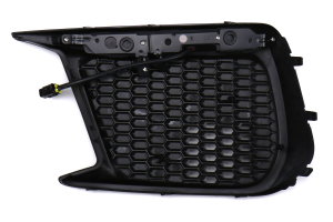 OLM Facelift JDM Style DRL / Sequential Turn Signal No Fog Bezels - Subaru WRX / STI 2018 - 2020