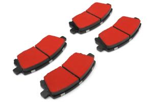 Stoptech PQ Pro Brake Pads Front - Subaru Models (inc. 2002 WRX / 1999-2001 2.5RS)