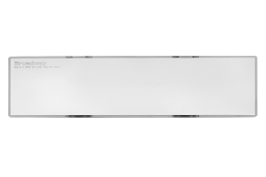 Napolex Broadway Air Rear View Mirror Convex 300mm Clear Frame (Part Number: )
