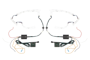 OLM RGB C-light Retrofit Kit - Subaru WRX Limited 2018+  / STI 2018+