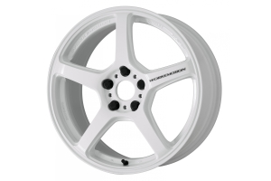 Work Emotion T5R 5x100 Ice White - Universal