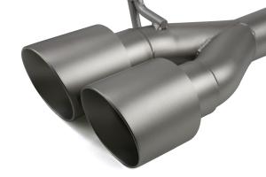 cp-e Austenite Axle Back Exhaust w/ Titan Tips - Subaru WRX / STI 2015 - 2020