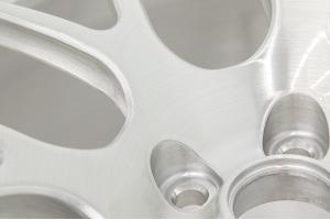 Apex EC-7R 18x9.5 +40 5x100 Brushed Clear - Universal