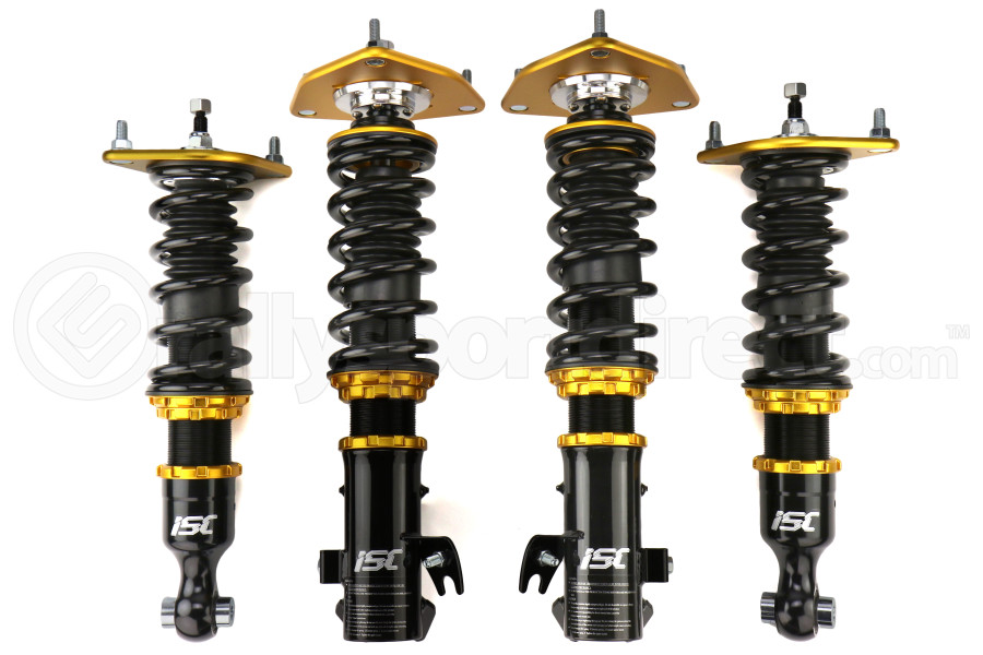 ISC Suspension N1 Street Sport Coilovers (Part Number:S007-S)