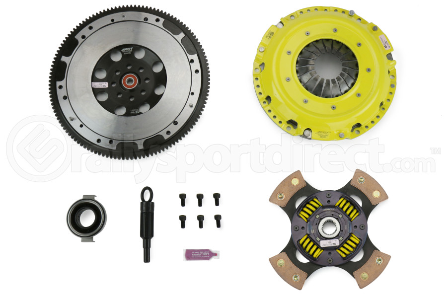 ACT Heavy Duty Race Sprung 4 Pad Clutch Kit (Part Number:SB11-HDG4)