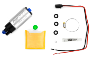 DeatschWerks DW300C Series Fuel Pump w/ Install Kit (Part Number: )