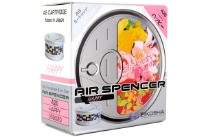 Eikosha Air Spencer AS Cartridge Happy Air Freshener - Universal