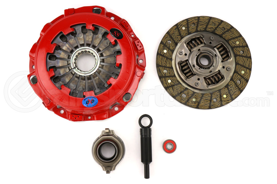South Bend Clutch Stage 3 Daily Clutch Kit (Part Number:KSB03-SS-O)