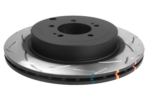 DBA 4000 Series T-Slot Slotted Rotor Single Rear (Part Number: )