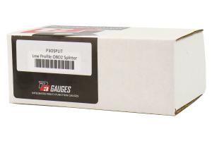P3 Gauges Low Profile OBD2 Splitter - Universal