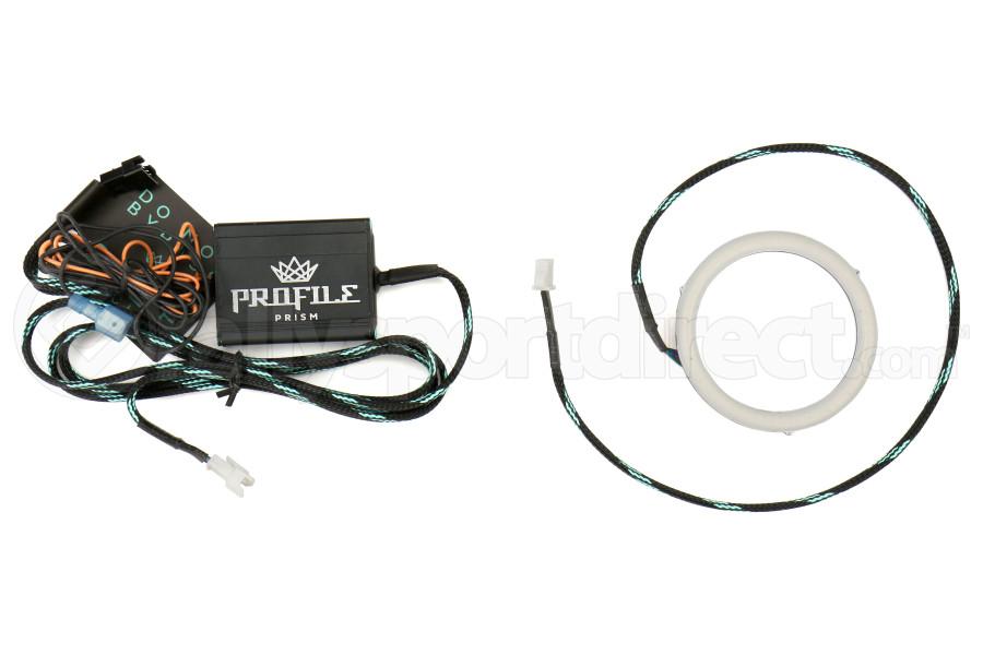 Profile Performance Prism RGB LED Halo w/ Driver 80mm - Universal